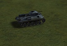 Panzer II Light Tank