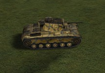 Panzer III Medium Tank