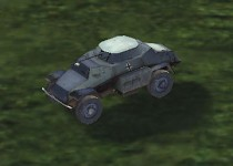 SdKfz 222 Scout Car