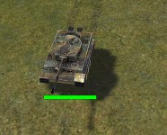 German Panzer VI Tiger Heavy Tank