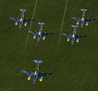 Messerschmit Me-262 Jet Fighter