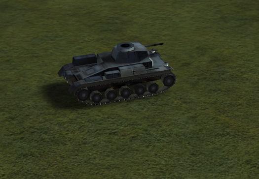 Panzer II Light Tank