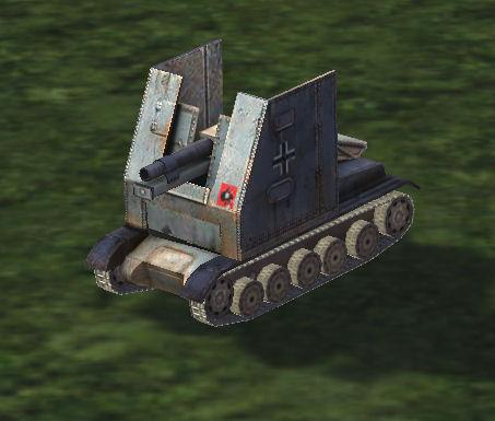 Sturmpanzer I Bison Assault Gun