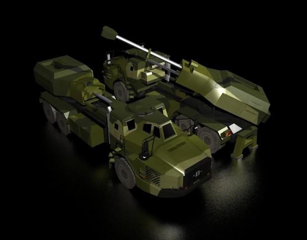 Bofors BD-77 Archer