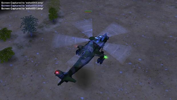 Navlights for WZ-10