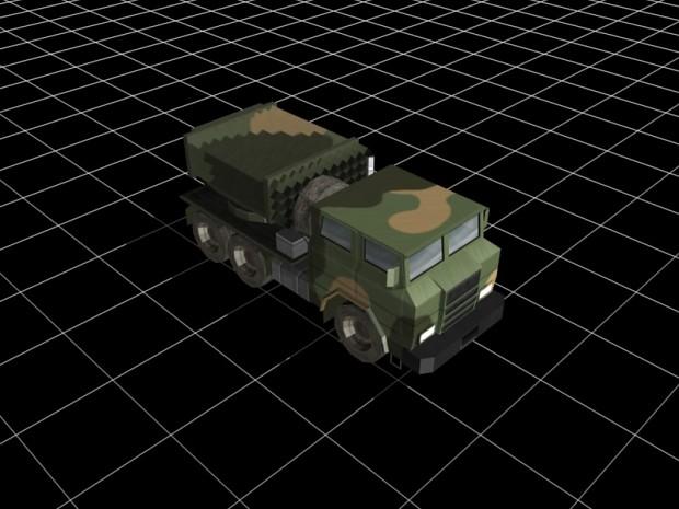 SX2150 MLRS