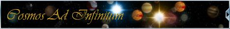 Cosmos Ad Infinitum Logo