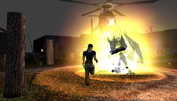 July Anarchy Prologue 1.3 REMIX edition screenshot