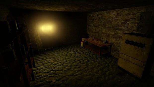 Furnace Cellar