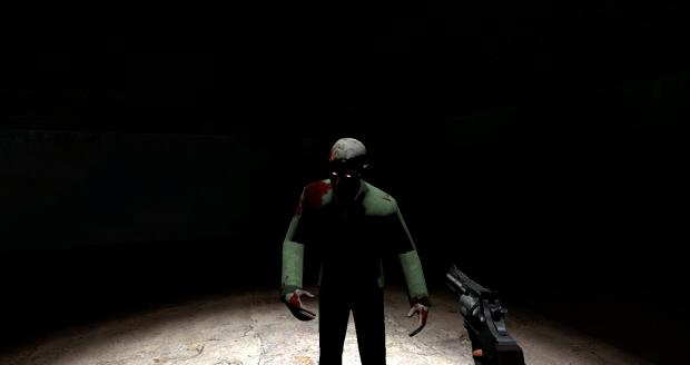 Revolver + Zombie