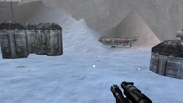 Hoth crates and ground