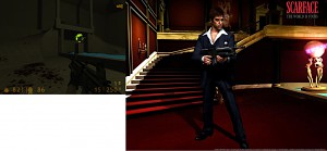 Half-Life: Scarface - Villa Tony - Alpha Version