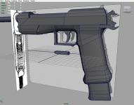 Handgun WIP