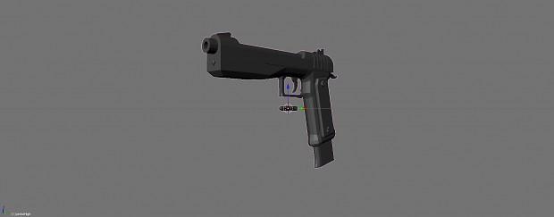 Handgun Complete