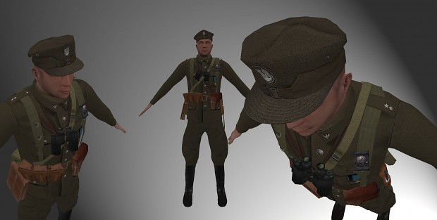 Lieutenant (infantry)