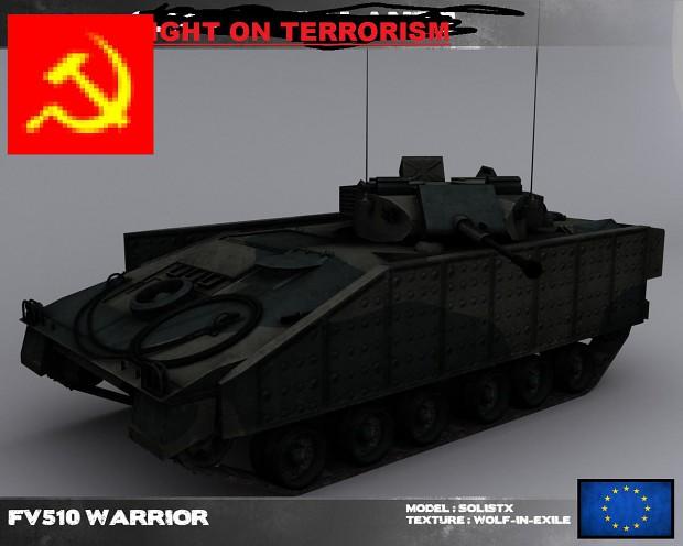 IFV tank