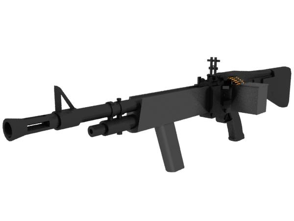 m60 machinegun