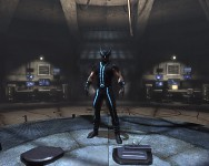 Wolverine's Tron Suit 1