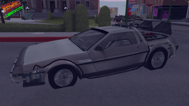 New BTTF models: BTTF1 After