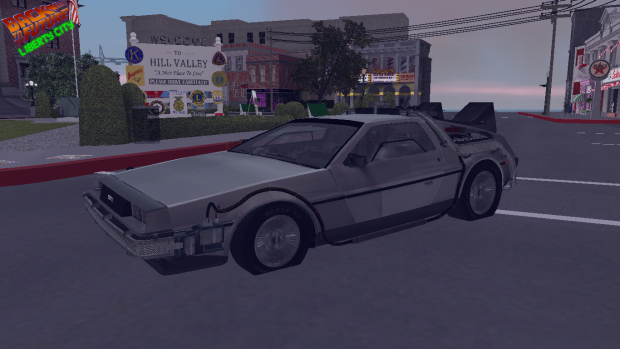 New BTTF models: BTTF1 Before