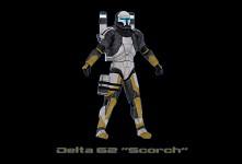 """Delta 62 """"Scorch"""""""