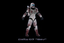 """Delta 07 """"Sev"""""""
