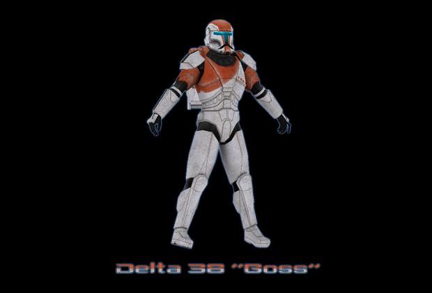 """Delta 38 """"Boss"""""""