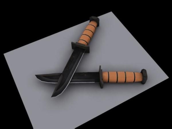 Knife WIP