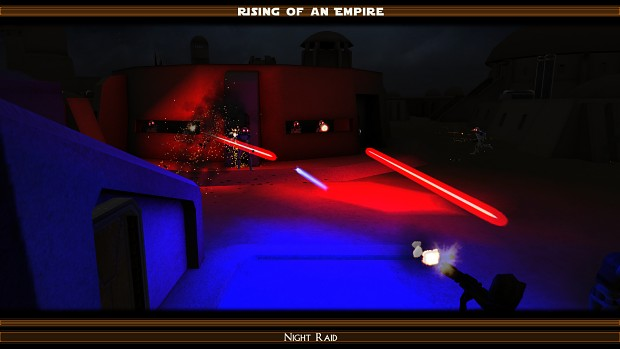 Mos Eisley: Night Raid