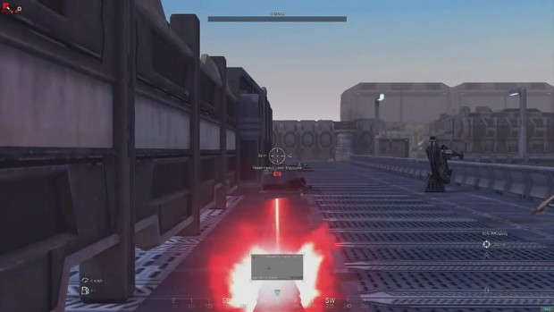 Camera Caché Star Wars : Direct control camera perspectives video rising empire mod for