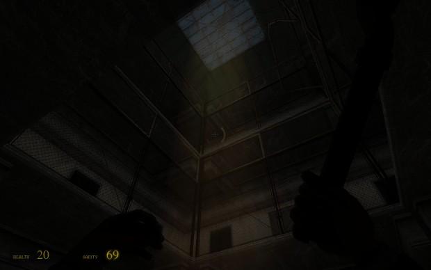 Arkham Asylum WIP
