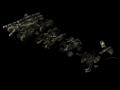 GDI's Destroyed Vehicles Wrecks