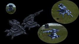 UEF Tech 1 Orbital Defense