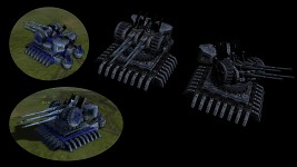 UEF Tech 3 Orbital Defense