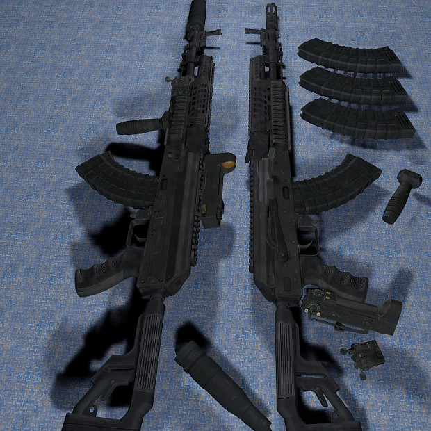 AlexScorpion's custom AK103