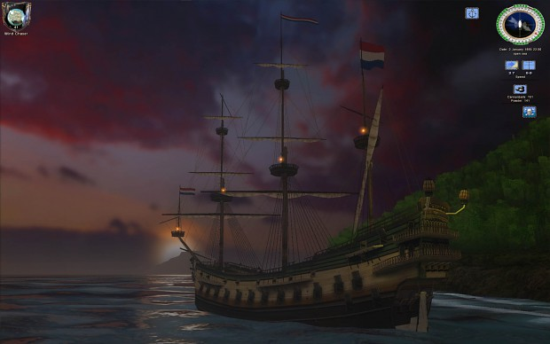 Patch de Age of Sail II version 156 - 156 - 09-10