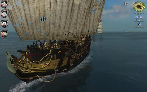 Ship Damage 3