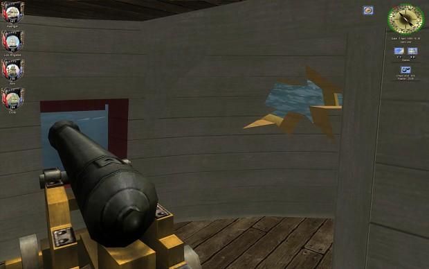 Ship Damage 4