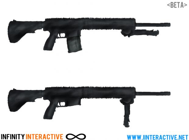 HK417 Concept