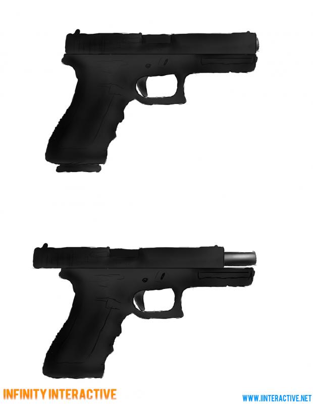 Glock 17 Concept