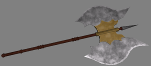 Mercenary Axe.