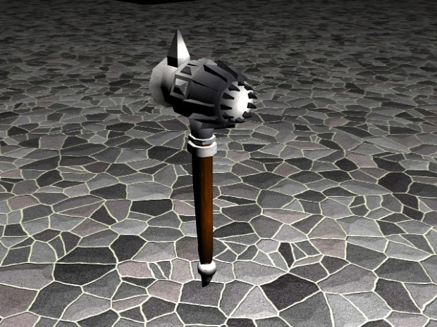 Minatour Hammer.