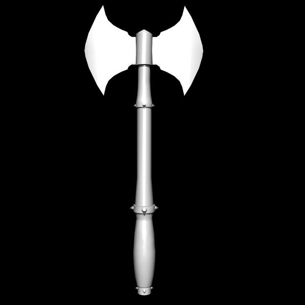 Norse Warrior Axe.