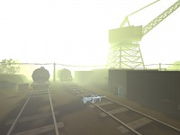 New zombie map: Train Tracks