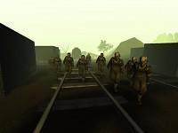 New zombie map: Train Tracks
