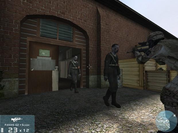 Zombies online coop mode