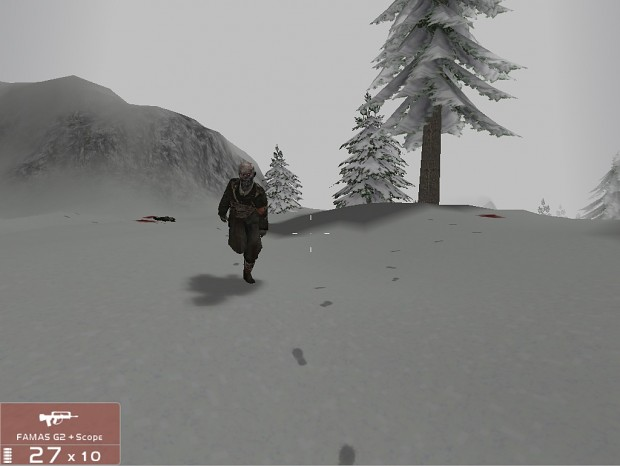 zombies in MP_Peaks