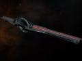 Batarian Dreadnought Reskinned