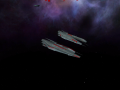 Systems Alliance Carrier In-game