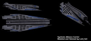 Systems Alliance Carrier
